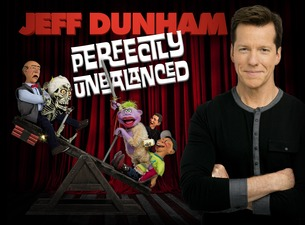 Jeff Dunham at Allstate Arena