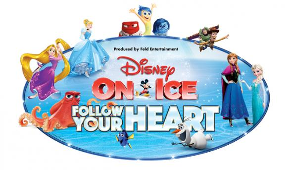 Disney On Ice: Follow Your Heart at Allstate Arena