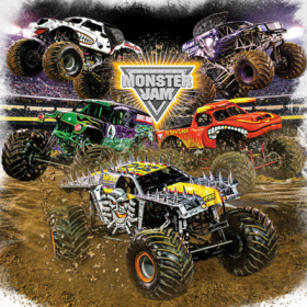 Monster Jam at Allstate Arena