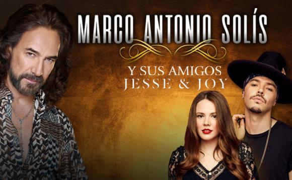 Marco Antonio Solis & Jesse and Joy at Allstate Arena