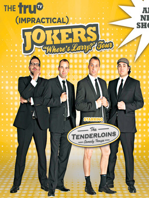 Cast of Impractical Jokers & The Tenderloins at Allstate Arena
