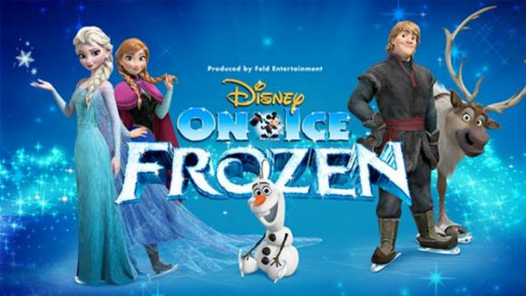 Disney On Ice: Frozen at Allstate Arena