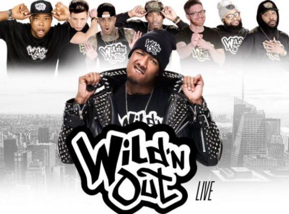 Nick Cannon's Wild 'N Out Live at Allstate Arena