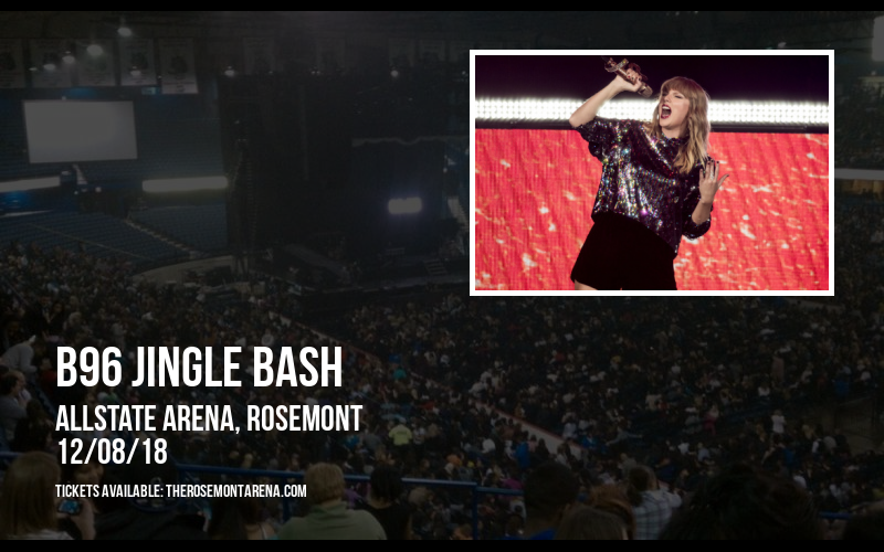 B96 Jingle Bash at Allstate Arena