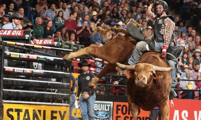 The 25th PBR: Unleash The Beast Series: PBR - Professional Bull Riders at Allstate Arena