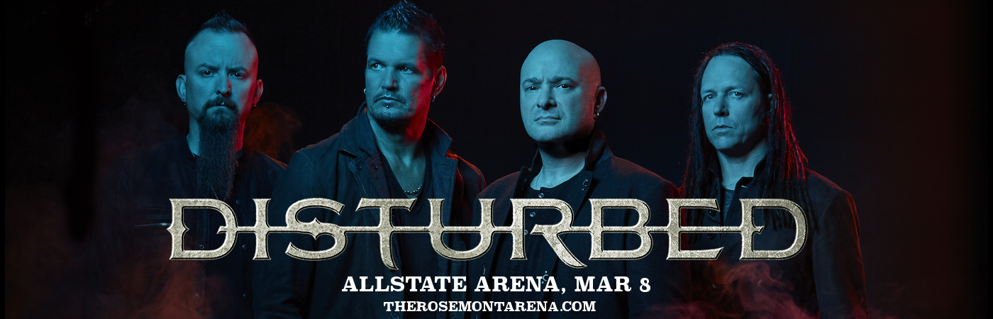 Disturbed & Three Days Grace at Allstate Arena