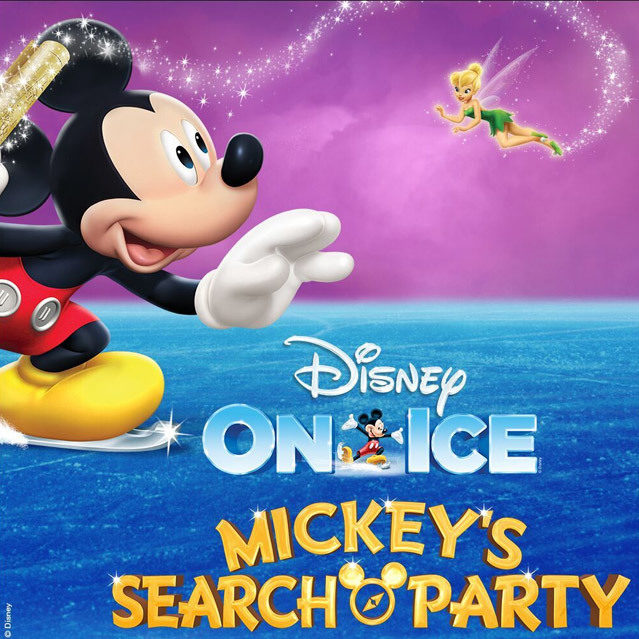 Disney On Ice: Mickey's Search Party at Allstate Arena