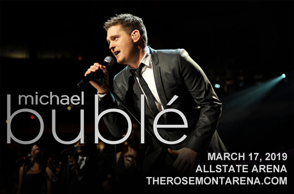 Michael Buble at Allstate Arena