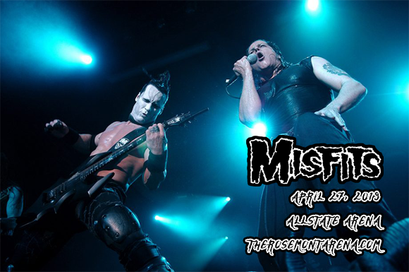 Misfits at Allstate Arena