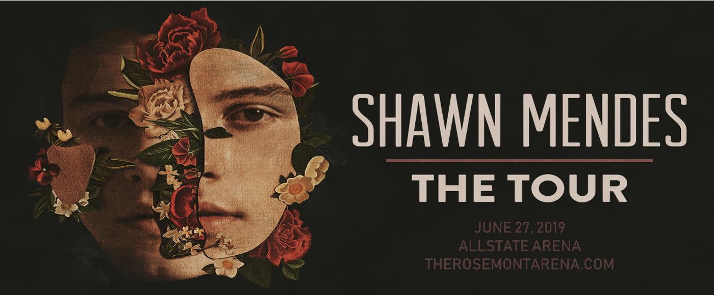 Shawn Mendes at Allstate Arena