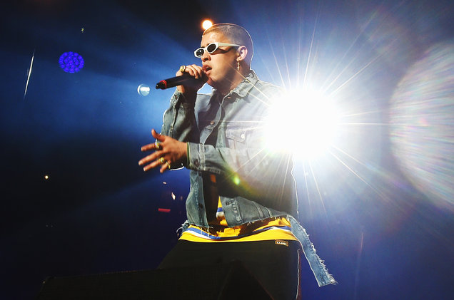 Bad Bunny at Allstate Arena