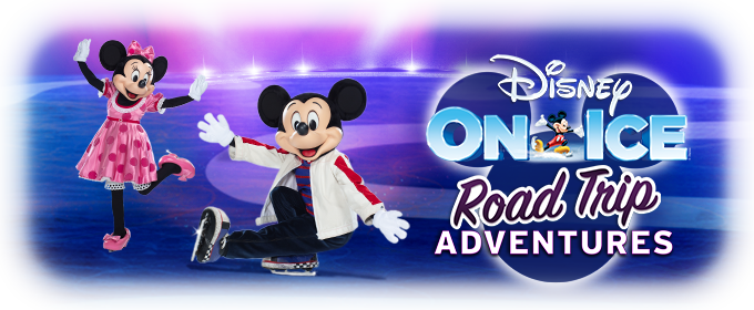 Disney On Ice: Road Trip Adventures at Allstate Arena