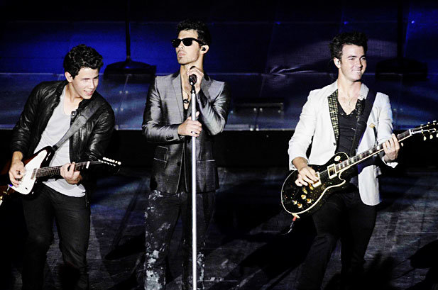Jonas Brothers at Allstate Arena