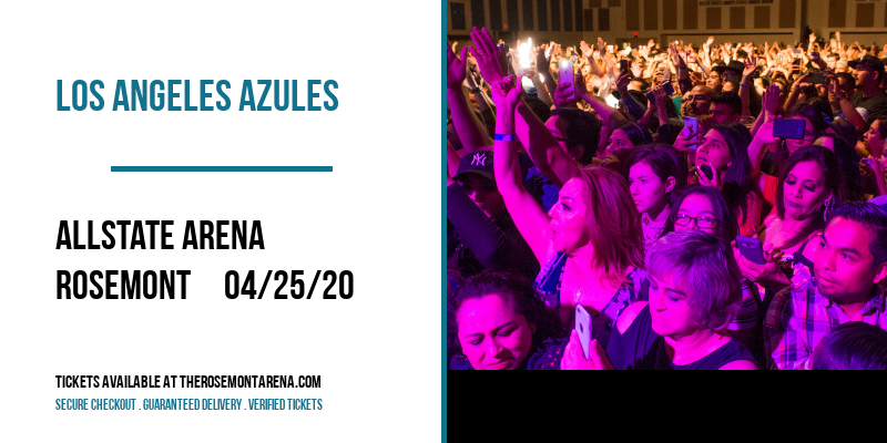 Los Angeles Azules at Allstate Arena