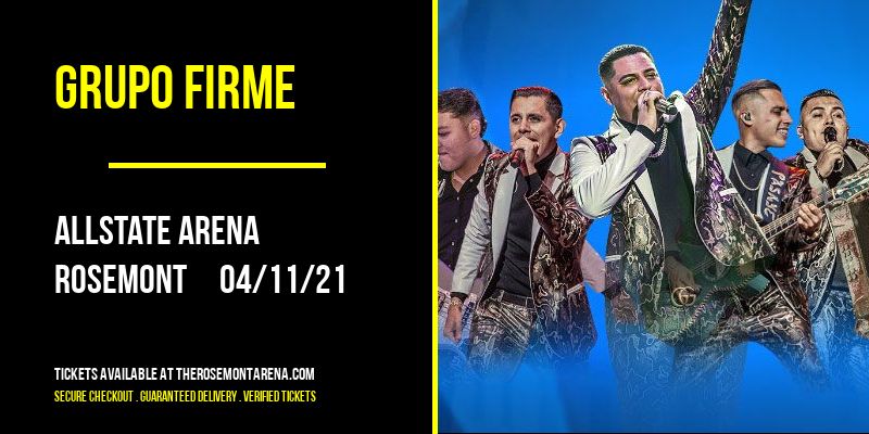 Grupo Firme at Allstate Arena