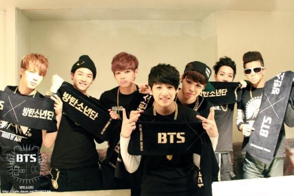 BTS - Bangtan Boys at Allstate Arena