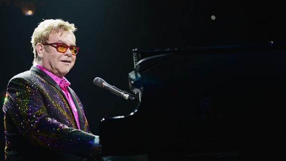 Elton John at Allstate Arena