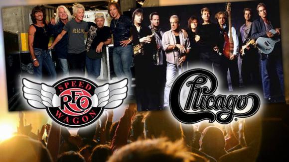 Chicago & REO Speedwagon at Allstate Arena