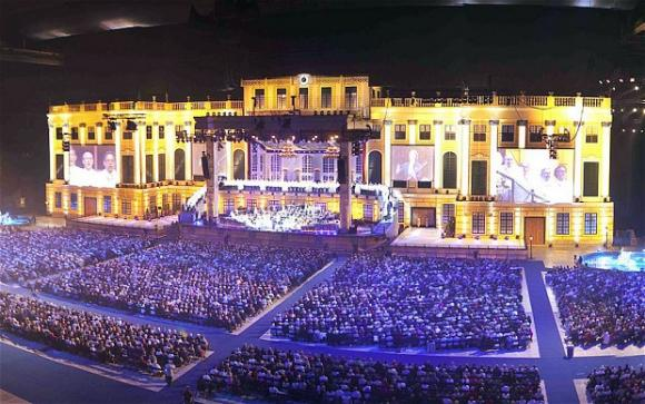 Andre Rieu at Allstate Arena