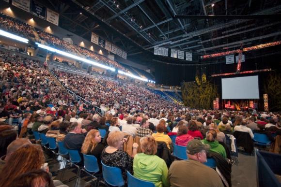 Jeff Dunham at Allstate Arena
