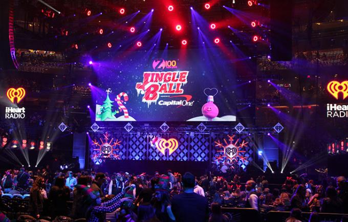 iHeartRadio Jingle Ball at Allstate Arena