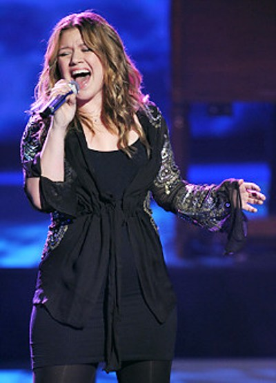 Kelly Clarkson at Allstate Arena