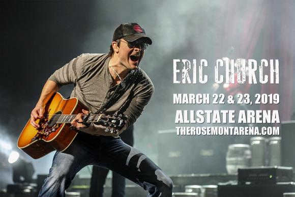 Eric Church at Allstate Arena
