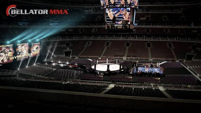 Bellator MMA at Allstate Arena