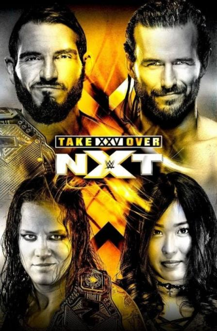WWE: NXT Takeover at Allstate Arena