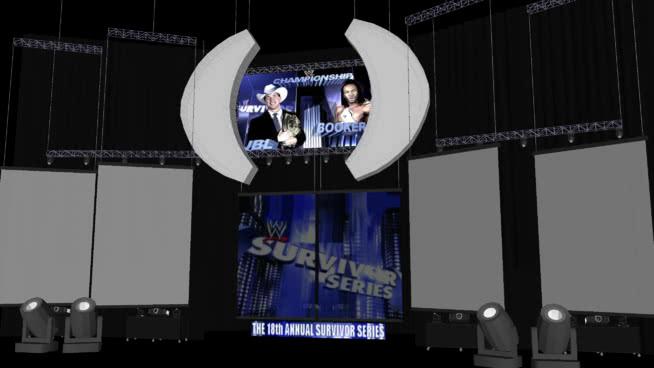 WWE Survivor Series at Allstate Arena