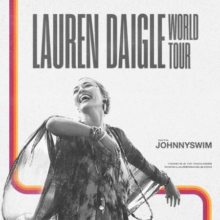 Lauren Daigle & Johnnyswim at Allstate Arena