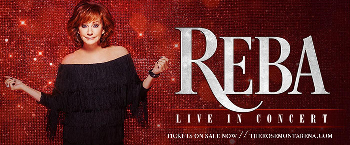 Reba McEntire at Allstate Arena