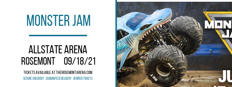 Monster Jam at Allstate Arena